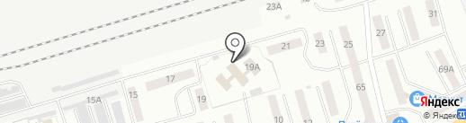 ОМОН Управления МВД России по Курганской области на карте Кургана