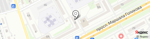 Виртуоз на карте Кургана