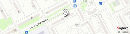 Продовольственный магазин на карте Кургана