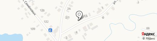 Магазин хозяйственных товаров на карте Кулаково