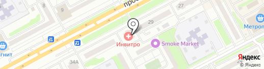 Купи-Продай Company на карте Кургана