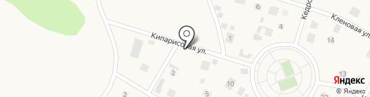 База металла на карте Кулаково