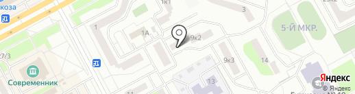 КурганСтройИздат на карте Кургана