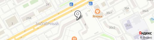 Бочка на карте Кургана