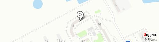 Семёрочка на карте Кургана