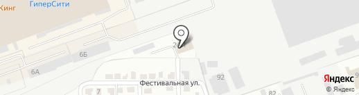 ГрандОкно на карте Кургана