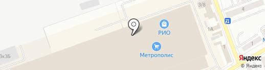МЕХАМАНИЯ на карте Кургана