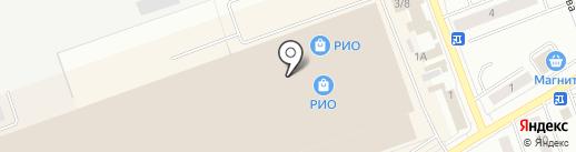 Men`s style на карте Кургана