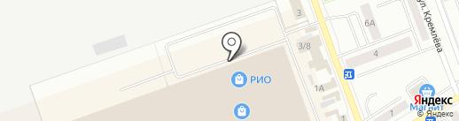 CompactTV на карте Кургана