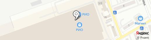 Праздник для Вас на карте Кургана