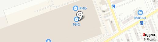 Салон бижутерии на карте Кургана