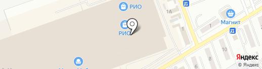 PURPUR на карте Кургана