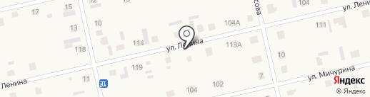 AgroTown на карте Исетского