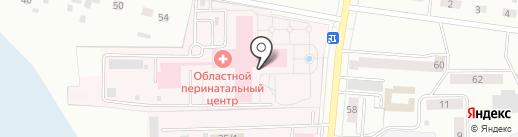 а-Эффект на карте Кургана
