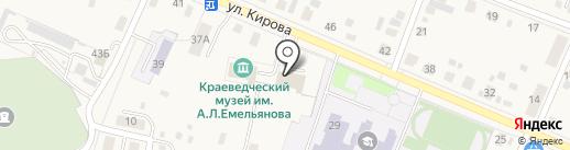 Забота на карте Исетского