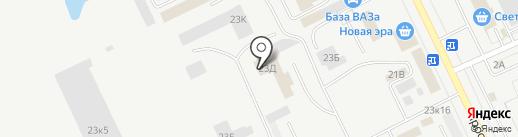 Мебельная фирма на карте Кургана