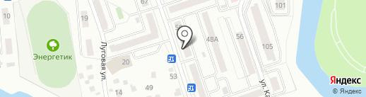 Япошкин DOM на карте Кургана