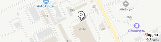 Дизельавто на карте Кургана