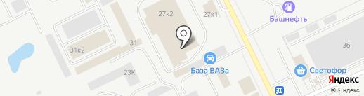 Центр Кузовного Ремонта на карте Кургана