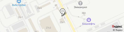 Стройтранспорт на карте Кургана