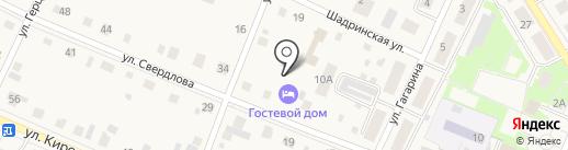 Центр юридической помощи на карте Исетского