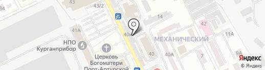 КурганСпецТорг на карте Кургана