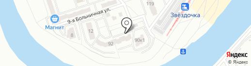 ЖЭУ КСК на карте Кургана