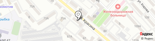 Anelik на карте Кургана