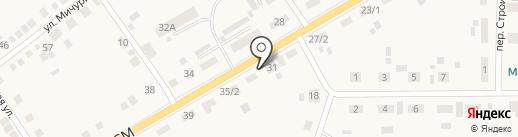 Кедр-Маркетинг на карте Исетского