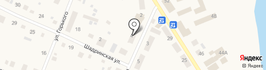 Эталон на карте Исетского