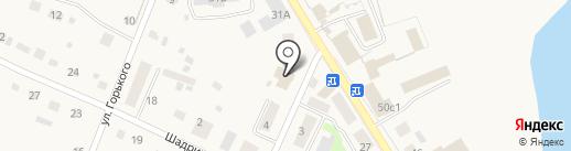 Юни-Деньги на карте Исетского