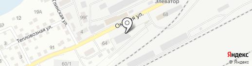 ТКМ-сервис на карте Кургана