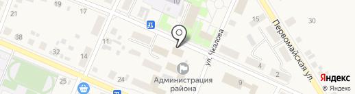 Нотариус Шапельский В.И. на карте Исетского