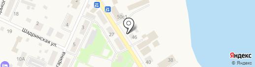 Мастерская по ремонту обуви на карте Исетского
