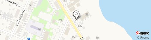Метрополис на карте Исетского