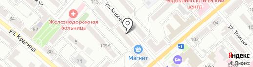 Сладости из Казахстана на карте Кургана