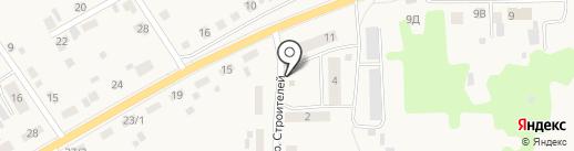Магазин сувениров и подарков на карте Исетского