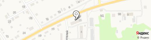 Для Вас на карте Исетского