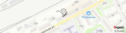 АрТол на карте Кургана