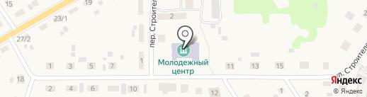 Молодежный центр на карте Исетского