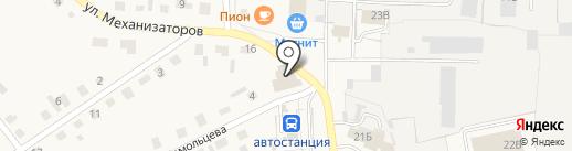 Comepay на карте Исетского