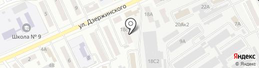 ПростоМногоКофе на карте Кургана