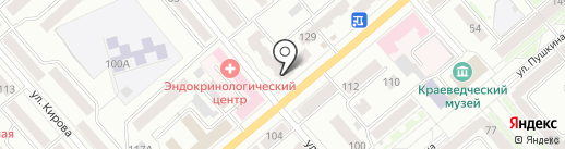 Банк ВТБ, ПАО на карте Кургана