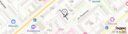 Реквием на карте Кургана