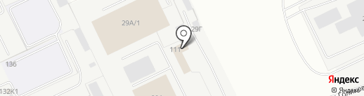 Специалист, АНО на карте Кургана