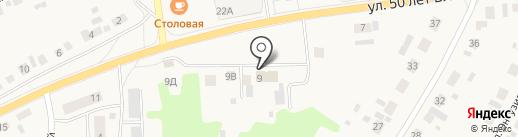 Автомир на карте Исетского