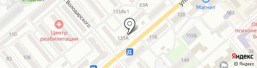 Дрёма на карте Кургана