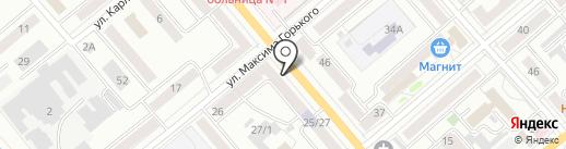 Алекс на карте Кургана
