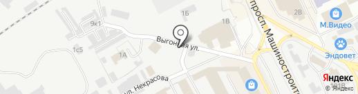 Магазин на карте Кургана