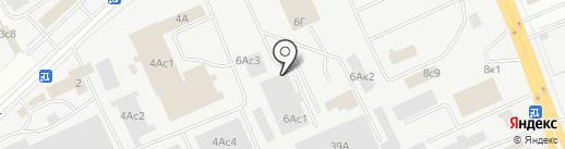 РИАН на карте Кургана